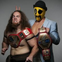 Championship Wrestling from Hollywood Tag Team