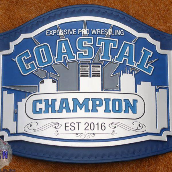 Explosive Pro Wrestling Coastal Championship