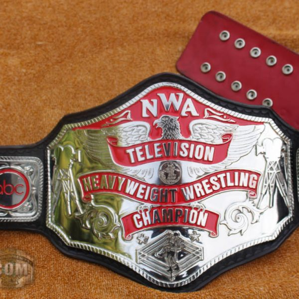 NWA World Television by Dave Millican
