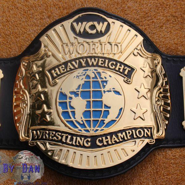 Reggie Parks WCW Heavyweight Championship