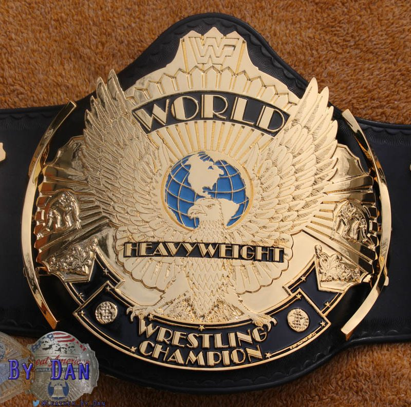Reggie Parks WWF Winged Eagle