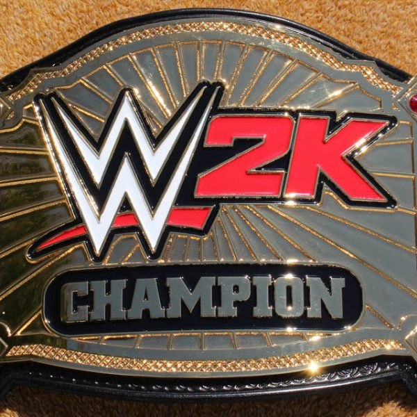 WWE 2K17 Video Game Belt
